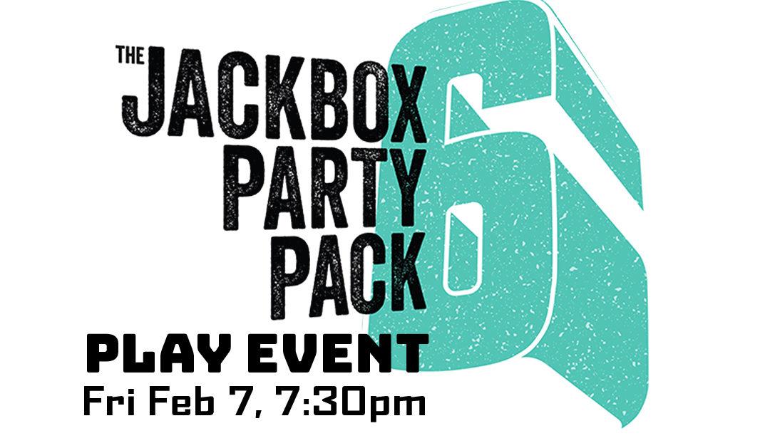 Jackbox Party Night